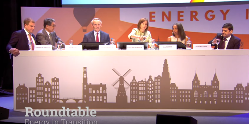 32nd World LPG Forum & 2019 European LPG Congress – Roundtable