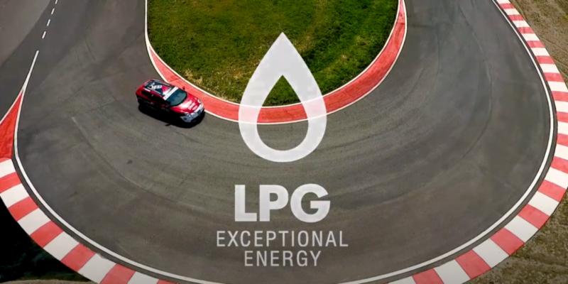 LPG on Track