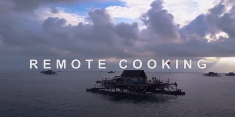 Remote Cooking Indonesia