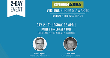 2021 GREEN4SEA Virtual Forum