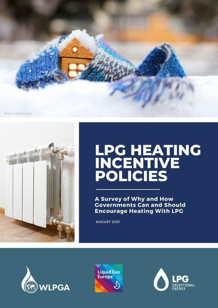 LPG Heating Incentive Policy