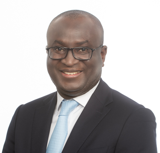 Blaise Edja, Downstream Manager West Africa, Oryx Energies